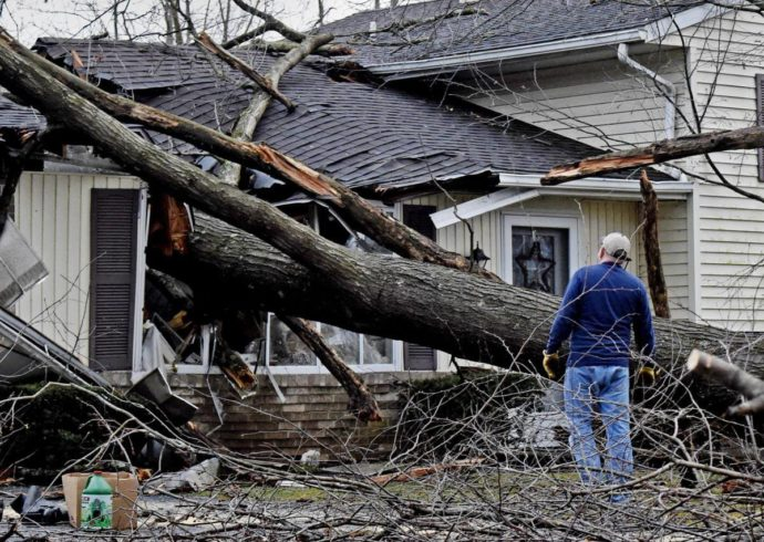 Storm Damage-Florida Tree Service Pros-We Offer Tree Trimming Services, Tree Removal, Tree Pruning, Tree Cutting, Residential and Commercial Tree Trimming Services, Storm Damage, Emergency Tree Removal, Land Clearing, Tree Companies, Tree Care Service, Stump Grinding, and we're the Best Tree Trimming Company Near You Guaranteed!